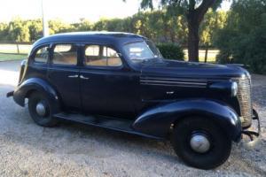 1938 CHEV 4 DOOR SEDAN