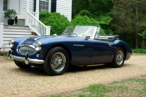 1964 Austin Healey 3000 BJ8 Truly An Exceptional Example Photo