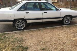 1989 Audi 100 Photo