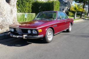 1971 BMW 2800CSA