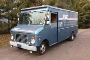 1987 Ford Grumman Van