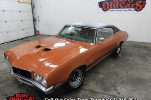 1971 Buick Skylark GS Match Num Runs Drives Body Good 350V8 Photo