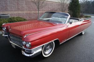 1963 Cadillac Eldorado Photo