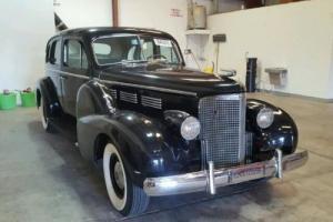 1938 Cadillac Fleetwood Photo