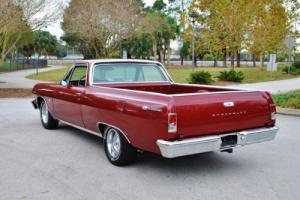 1964 Chevrolet El Camino Numbers Matching 327/300HP Factory Air! Gorgeous!