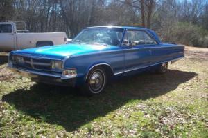 1965 Chrysler 300 Series