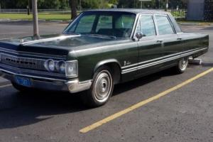 1967 Chrysler Imperial Photo
