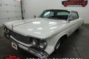 1963 Chrysler Imperial Crown Runs Drives Body Interior VGood