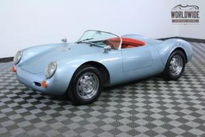 1956 Porsche 550 SPYDER BECK SPYDER RECREATION. LIKE NEW