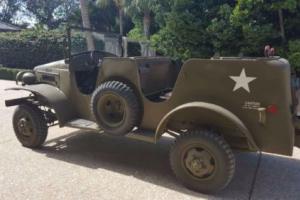 1941 Dodge Command Car WC-6 Photo