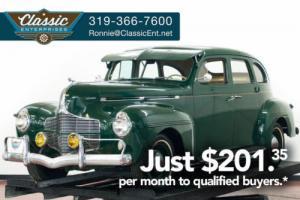 1940 Dodge Other Pickups D17 Special I6 Luxury Liner Sedan