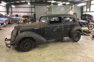 1935 Hupmobile Sedan