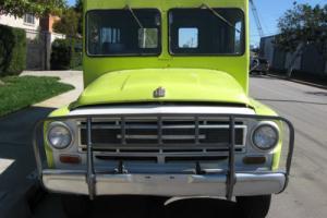 1966 International Harvester Ambulance Panel Truck