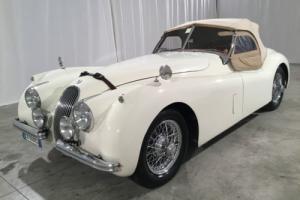 1952 Jaguar XK OTS