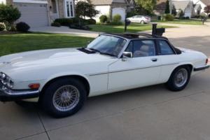 1988 Jaguar XJS Photo