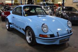 1973 Porsche 911 RSR Tribute