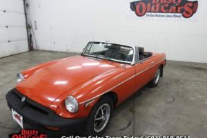 1976 MG MGB Runs Drives Body Interior Good Needs Minor TLC