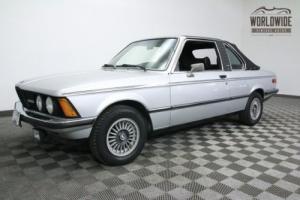 1978 BMW 3-Series EXTREMELY RARE EURO MODEL. TARGA CABRIOLET!