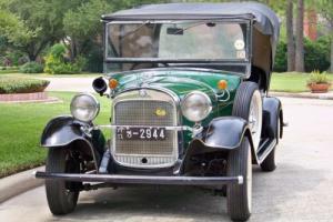 1919 Mercedes-Benz 170 Photo