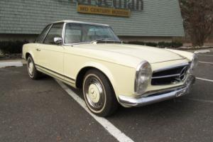 1964 Mercedes-Benz 200-Series 230 Roadster Photo