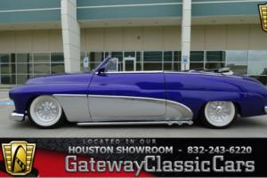 1949 Mercury Convertible -- Photo