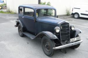 1936 Opel Photo