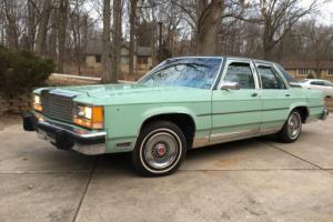 1979 Ford Crown Victoria