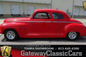 1948 Plymouth Coupe --