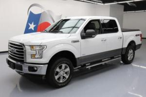 2015 Ford F-150 XLT CREW 4X4 ECOBOOST REAR CAM TOW