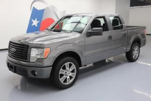 "2014 Ford F-150 STX SPORT CREW 5.0L V8 20"" WHEELS"