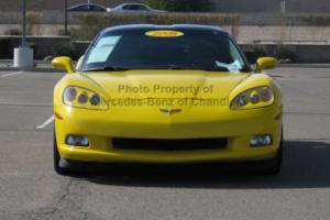 2008 Chevrolet Corvette 2dr Coupe