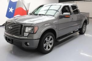 2012 Ford F-150 FX2 LUXURY CREW 5.0 CLIMATE LEATHER