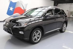 2014 Lexus RX SUNROOF CLIMATE SEATS REAR CAM