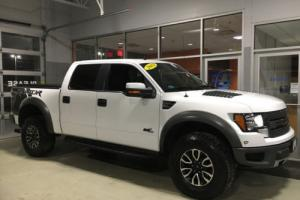 2012 Ford F-150 SVT Raptor SuperCrew 4x4 Navigation