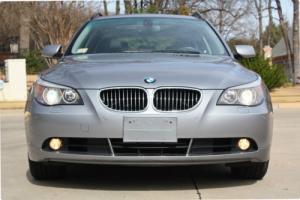 2007 BMW 5-Series XI