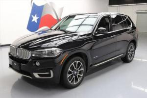 2015 BMW X5 XDRIVE50I AWD XLINE PANO SUNROOF NAV Photo