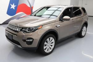 2015 Land Rover Discovery SPORT AWD HSE PANO ROOF NAV!!