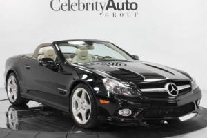 2009 Mercedes-Benz SL-Class SL 550 $110,975 MSRP