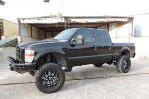 2008 Ford F-250 Lariat Custom Road Armor Lifted Diesel 37s!!!!