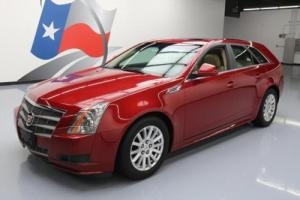 2010 Cadillac CTS 3.0L LUX WAGON PANO HTD LEATHER