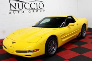 2001 Chevrolet Corvette Z06 Photo
