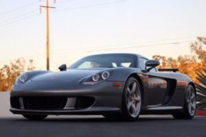 2005 Porsche Carrera GT 2dr Carrera