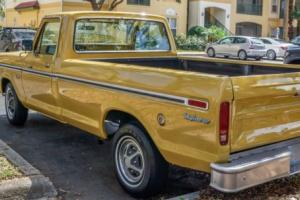 1975 Ford F-100