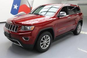 2014 Jeep Grand Cherokee LTD LEATHER REAR CAM