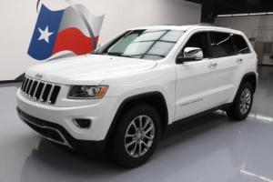 2014 Jeep Cherokee GRAND  LTD SUNROOF NAV LEATHER