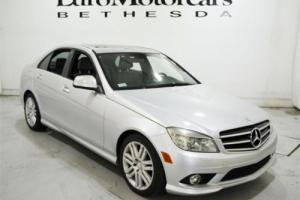 2008 Mercedes-Benz C-Class C300 4dr Sedan 3.0L Sport 4MATIC Photo
