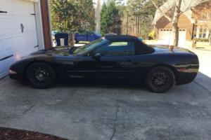 1999 Chevrolet Corvette Mallett 435