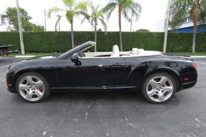 2014 Bentley Continental GT GTC Mulliner Convertible