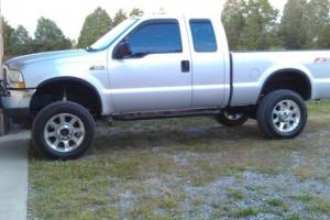 2004 Ford F-250 Super Cab