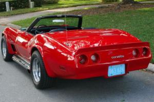 1974 Chevrolet Corvette TWO TOP CONVERTIBLE - A/C - 6K MILES
